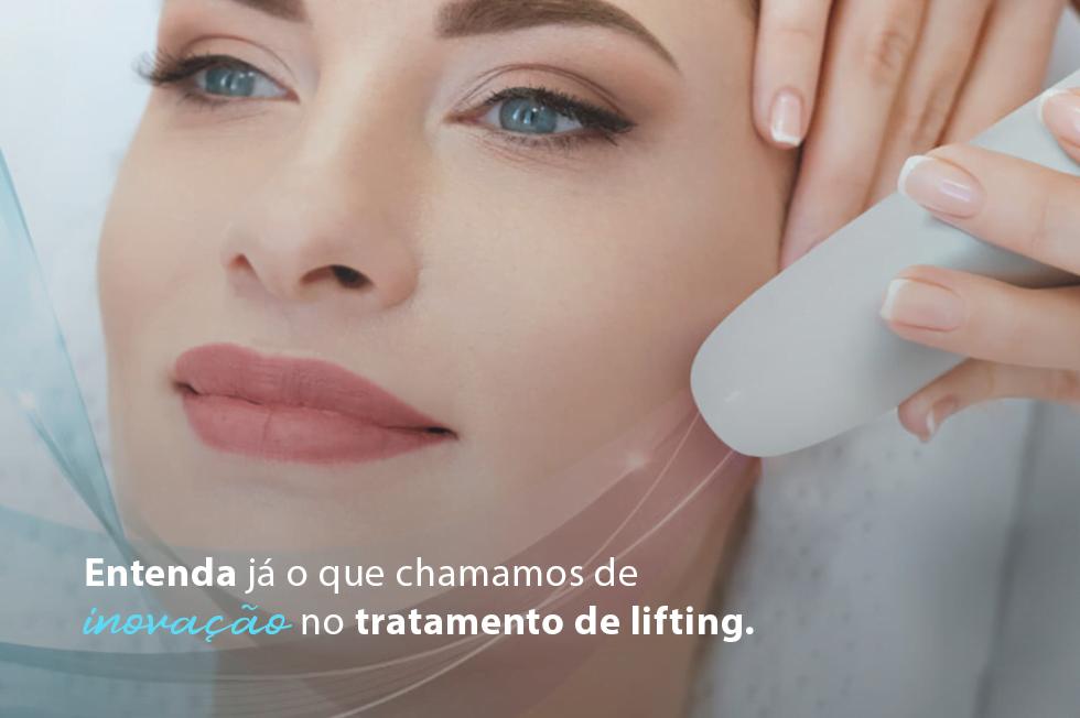 Caneta Liftera – entenda já o que chamamos de inovação no tratamento de lifting